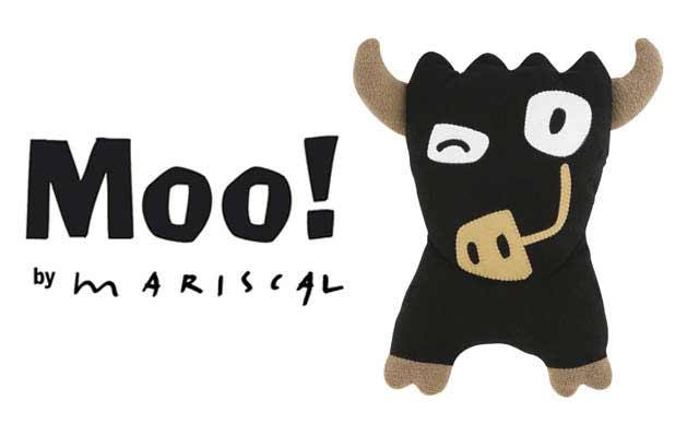 Portfolio Mad in Spain - Moo! by Mariscal