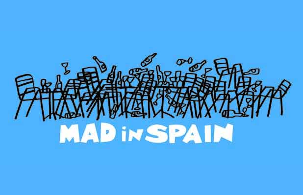 Portfolio Mad in Spain - Diseño Tapas